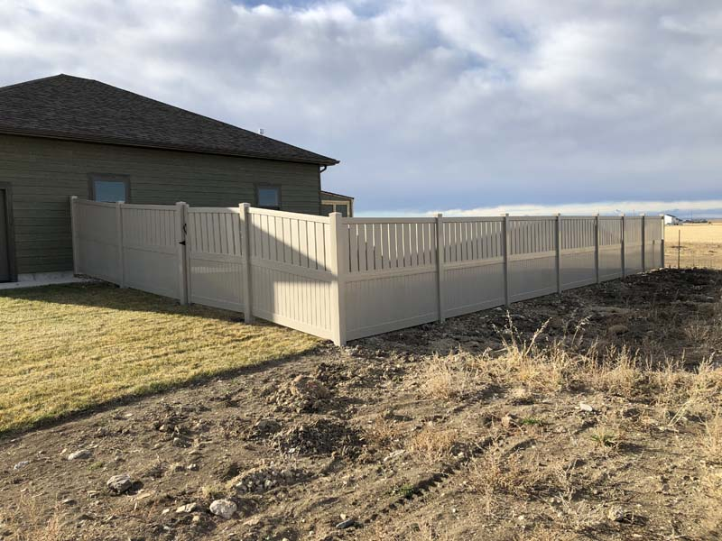 Paradise Fencing & Construction Great Falls MT