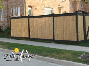 Bamboo Fencing Contractor