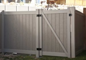 Colored Vinyl Fencing Contractor Great Falls MT